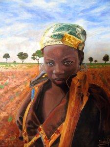GIRL AFRICA