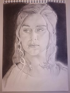 Khalessi Mother of Dragons