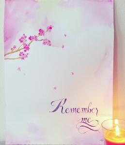 JUSTocomoLOVEo - Remember