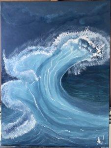 """Visual symphony of waves |"""