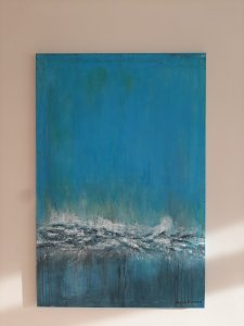 Between the sky and the sea, 90 × 60cm, Christmas sales 50%