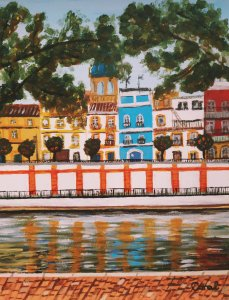 Seville and Triana