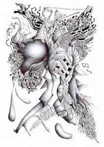 ilustraciones de mi autoría