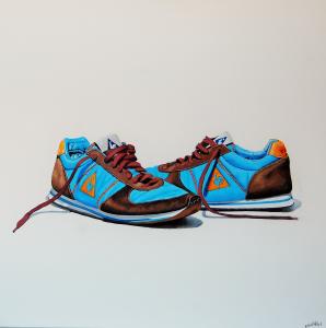II 3 sneakers