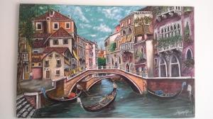 Puentecde Rialto (Venice Italy)