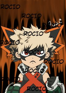 MINI BAKUGO MY HERO ACADEMA
