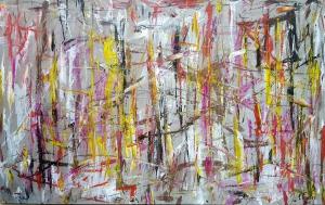 Duda Existencial (160 x 100 cm.)