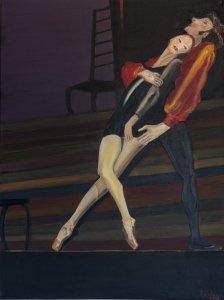 Pareja de Bailarines