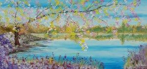 Primavera en la laguna
