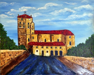 Iglesia de San Andres.