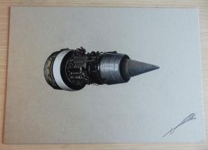 Turbina BOEING-747