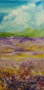 Campos violetas