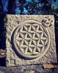 Mandala flor de la vida
