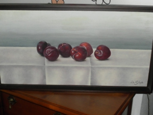 Plums (Valle Galindo Delgado)