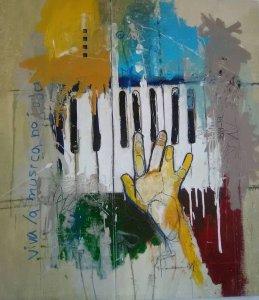 La Mano sobre el Piano
