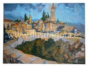 Summer in Segovia