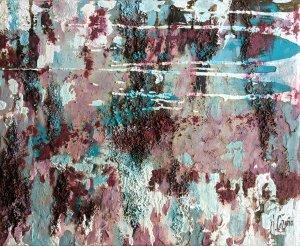 Lynx. Cuadros de paisajes abstractos modernos para salón