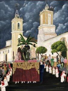 Domingo Ramos Borriquita