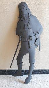Carrero Sculpture