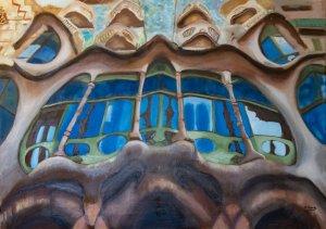 """Casa Batlló"""