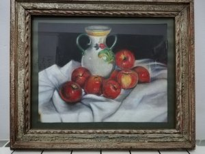 Bodegon apples