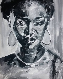 Retrato de Lauryn hill