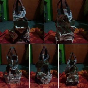 vasija escultorica
