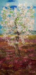 Almendro en la primavera