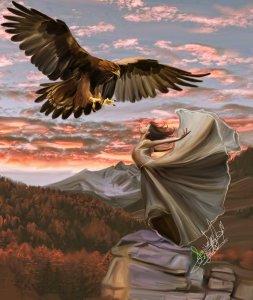 spirit of eagle