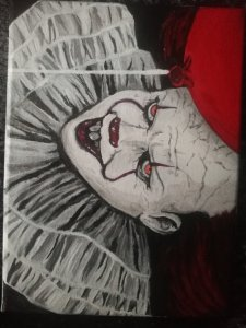 Pennywise, the clown