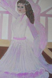 Bailarina de salón