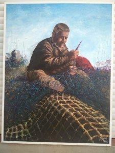 Viejo pescador