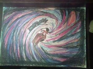 racing the wormhole