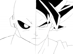 Goku / Jiren