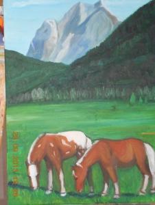 Cavalls al Pirineu