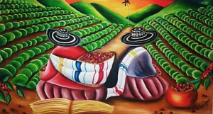 Cafetal Quindio - Colombia