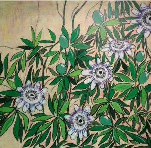 Flor de la Passió / Pasiflora