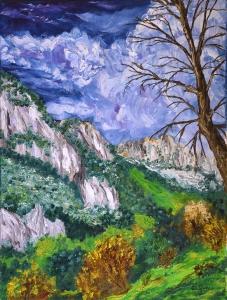 Calera River Canyon