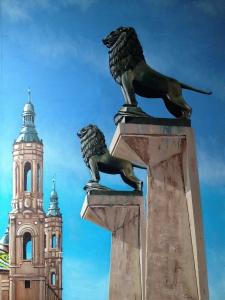 Leones de Zaragoza