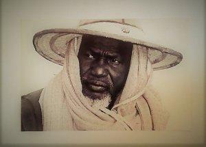 Hombre peul, Malí