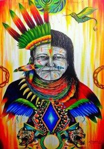 Indigenous Cofan