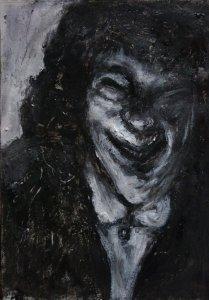 Jocker laughs