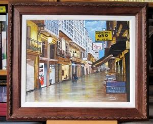 Real Street A Coruña
