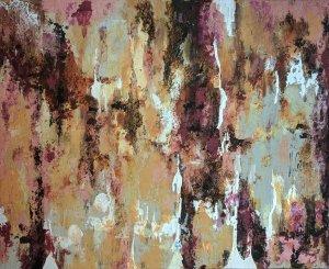 Lyra. Cuadros de paisajes abstractos modernos para salón