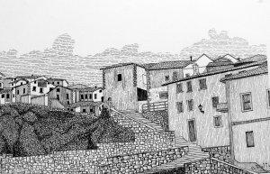 Barrio pesquero Algorta