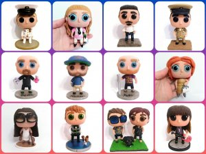 Funko POP Custom, Encargo - Funko POP Figuras
