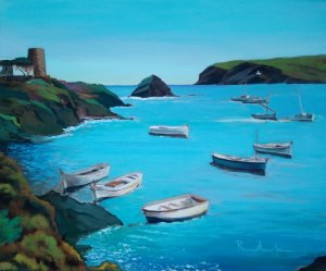 """It is Cucurucu and the far of Cadaqués"""