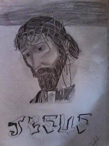 Jesus triste