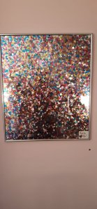 Confetti explosion III!