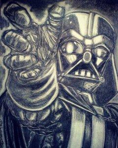 Dart Vader-Star Wars
